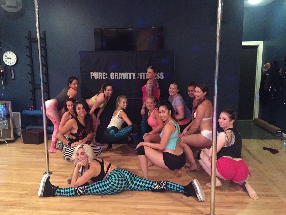 Kyra Wieland - Pure Gravity Fitness