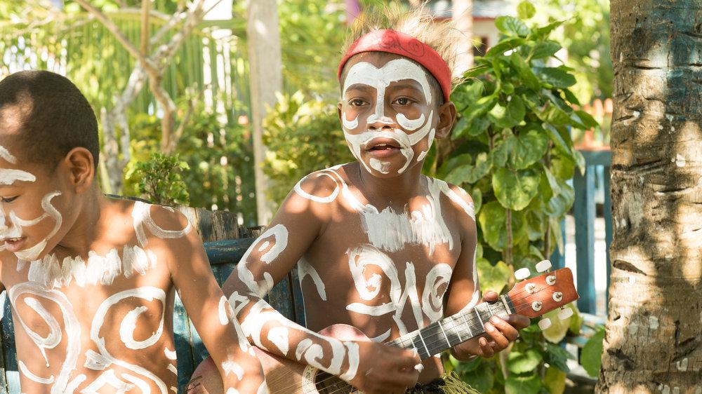 Raja Ampat Local People | Indonesia Tourism