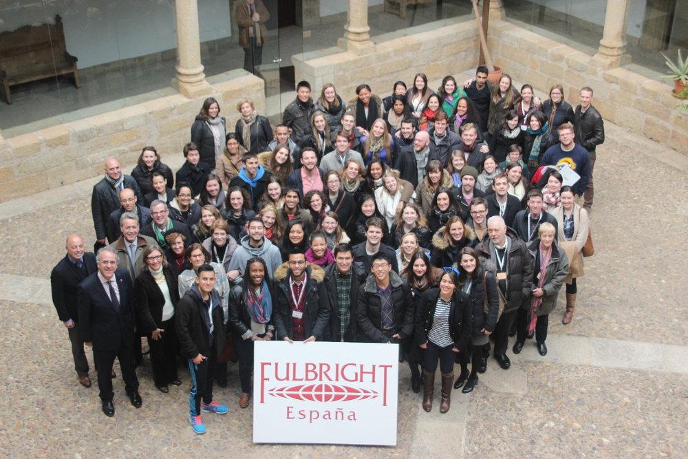 Photo by  Fulbright España