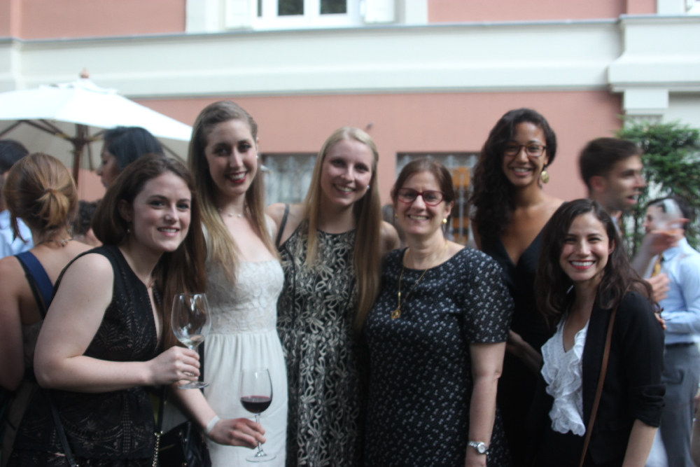 Fulbright End of Year Reception