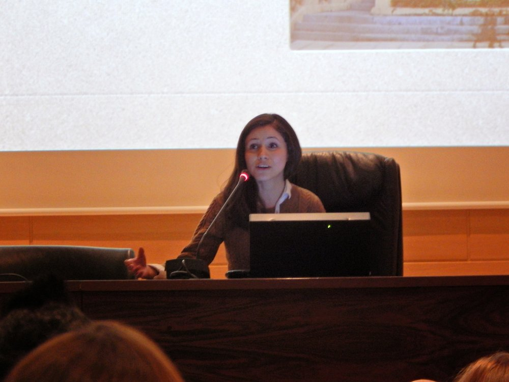 Fulbright Spain Midyear Presentation