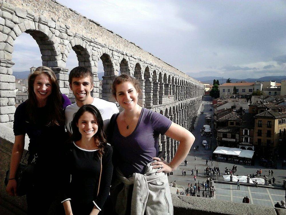 Day trip to Segovia