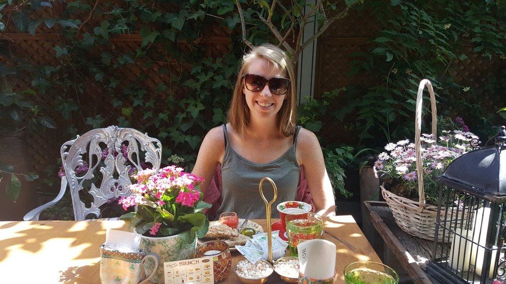 El Jardín Secreto Tea Time