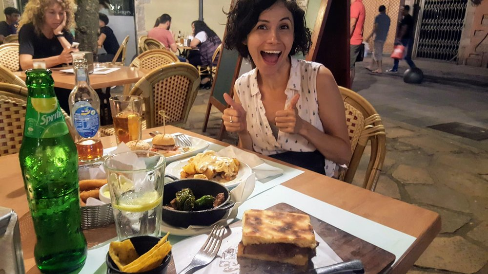 Finding the food deals in Girona