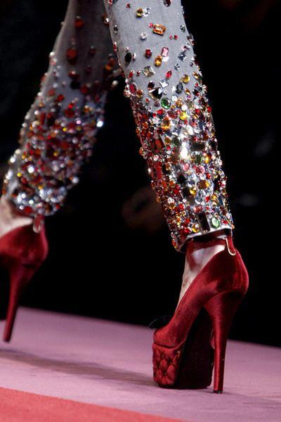Embellished Bottoms -