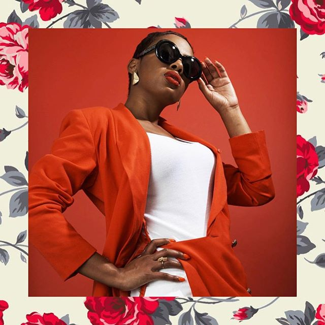 That time we featured DJ @DamnKham || As apart of the #23DaysOfShades Campaign we'll be posting our favorite Sunglasses accessorized looks • Stylist: @TonaeLee • Photogtaphy: @R.Stewartphoto • Frames: @PRADA • #StyleFanaticStylings.
