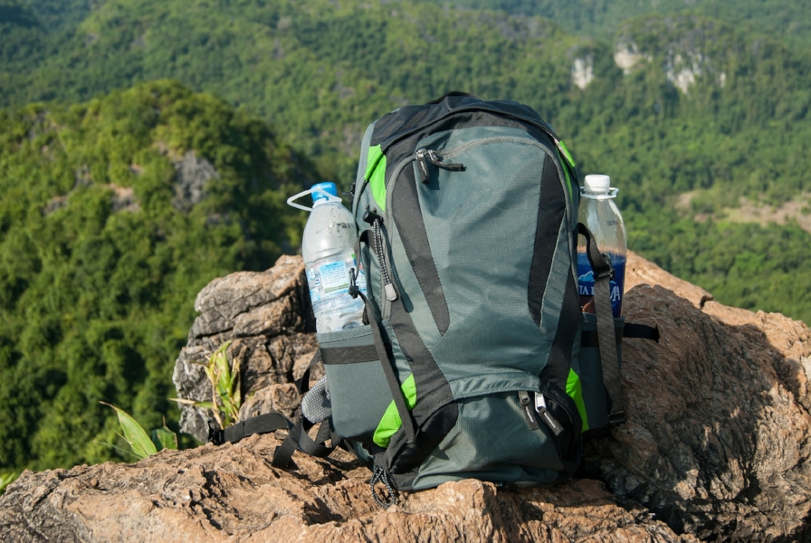 water bottle back pack mountain.jpg