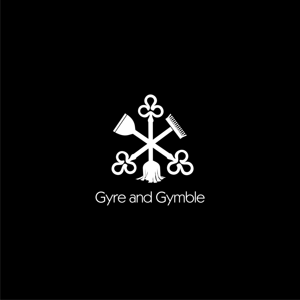 Gyre and Gymble Logo monowhite.png