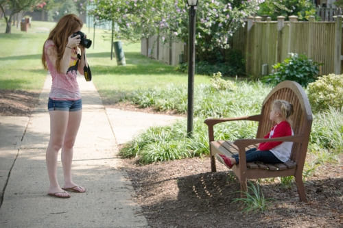 Learn to use your camera: $50 for 50 minute one-on-one tutoring session, completely custom to each client.