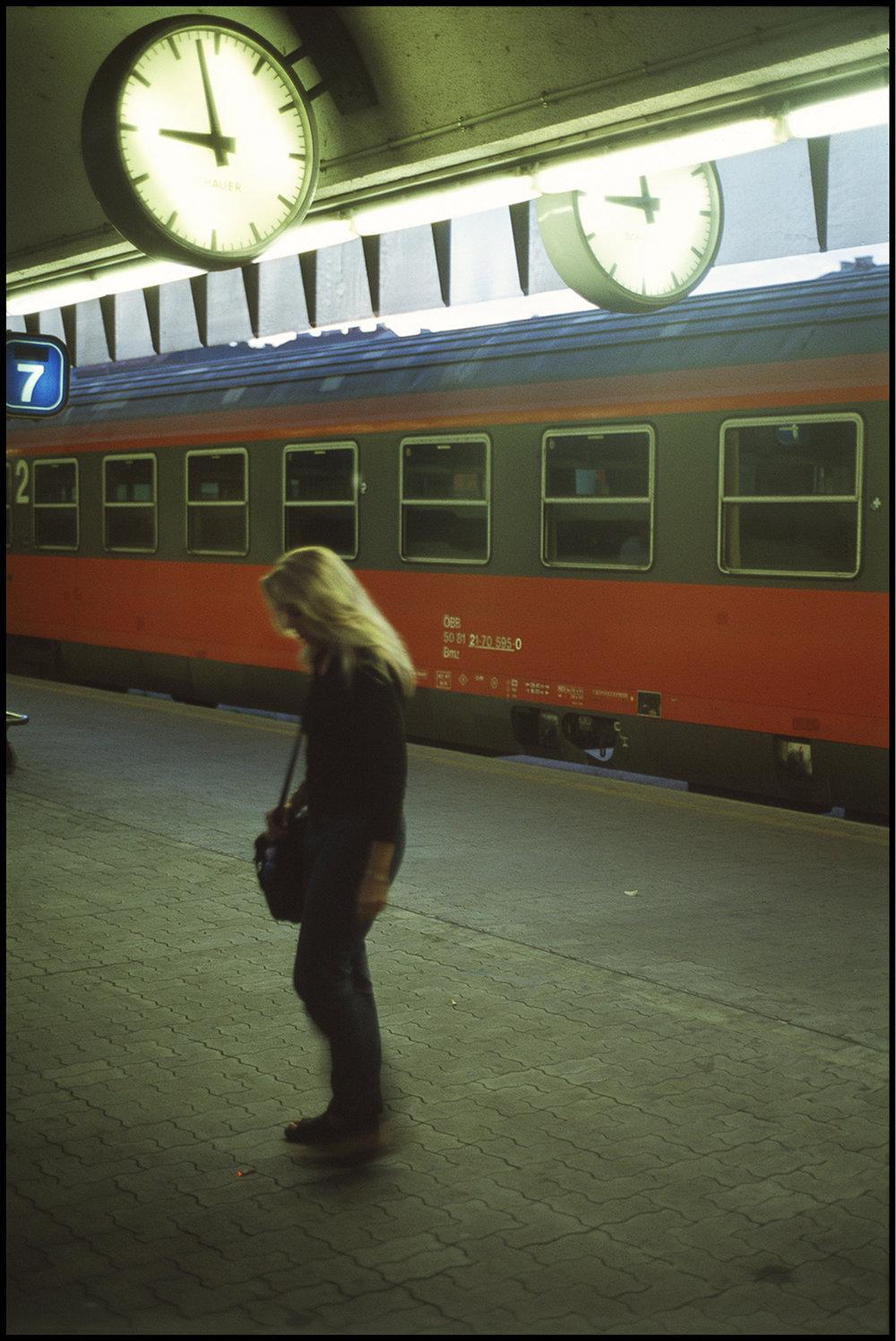 Austria, 2001.