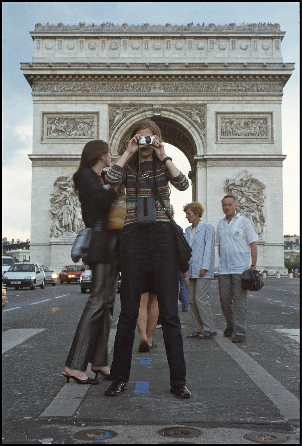 Paris. France, 2001.