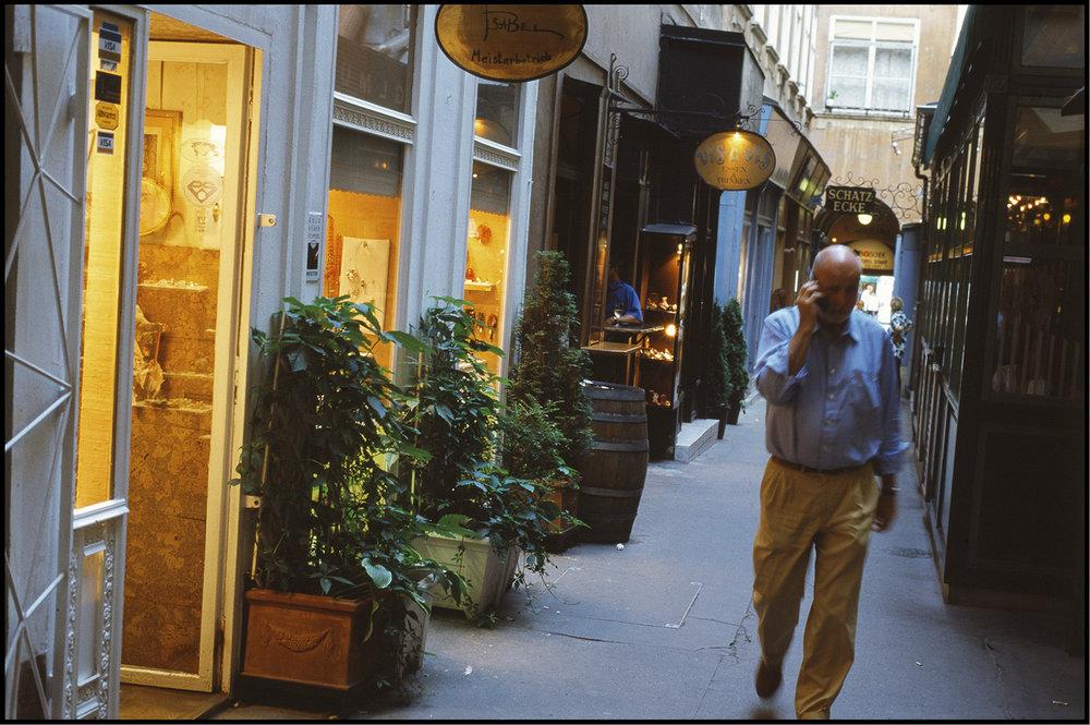Viena. Austria, 2001.