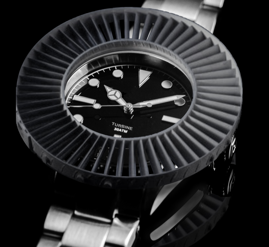The Turbine One from Turbine Watches