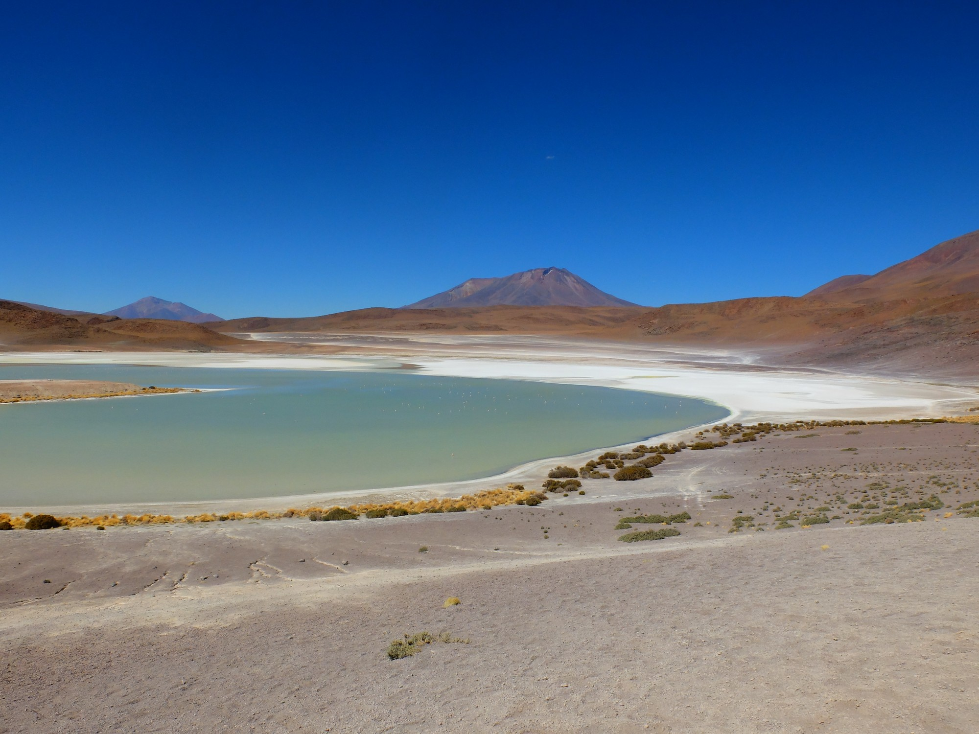 One of many lagoons