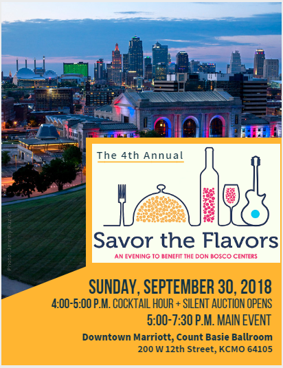 We hope you'll join us at the Kansas City Marriott Downtown for a festive night of live music, fabulous auction items, and superb cuisine from top KC restaurants!