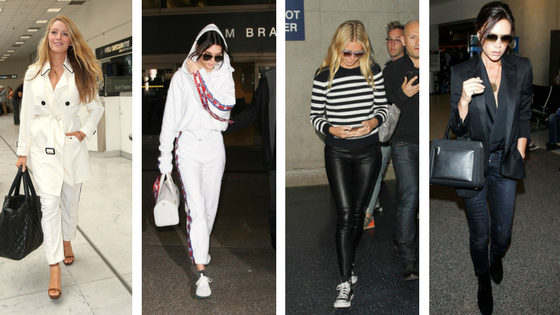 Photo Collage of Celebrities in Airport Outfits.png