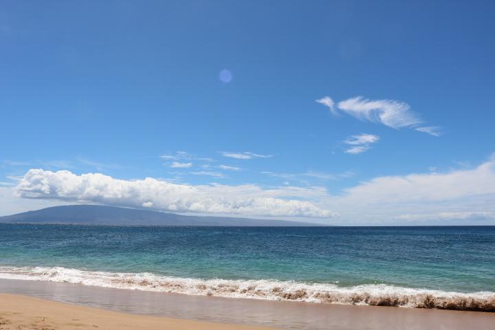 Kā'anapali Beach Seascape