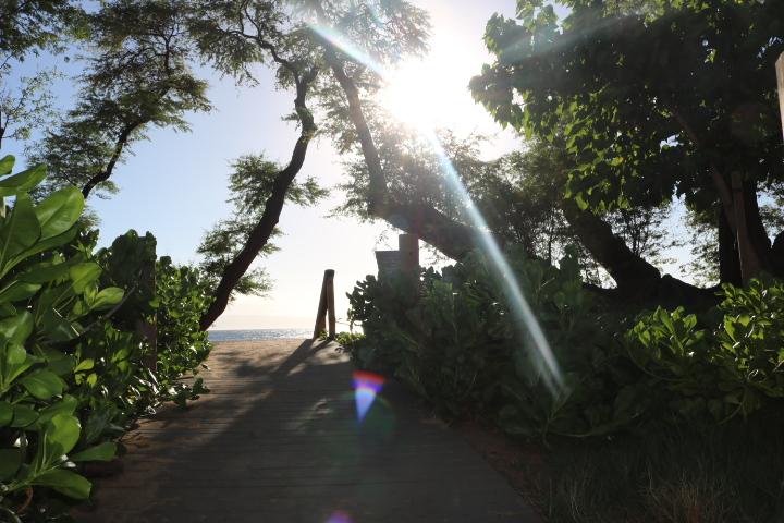 The Westin Nanea's Trail to Kā'anapali Beach