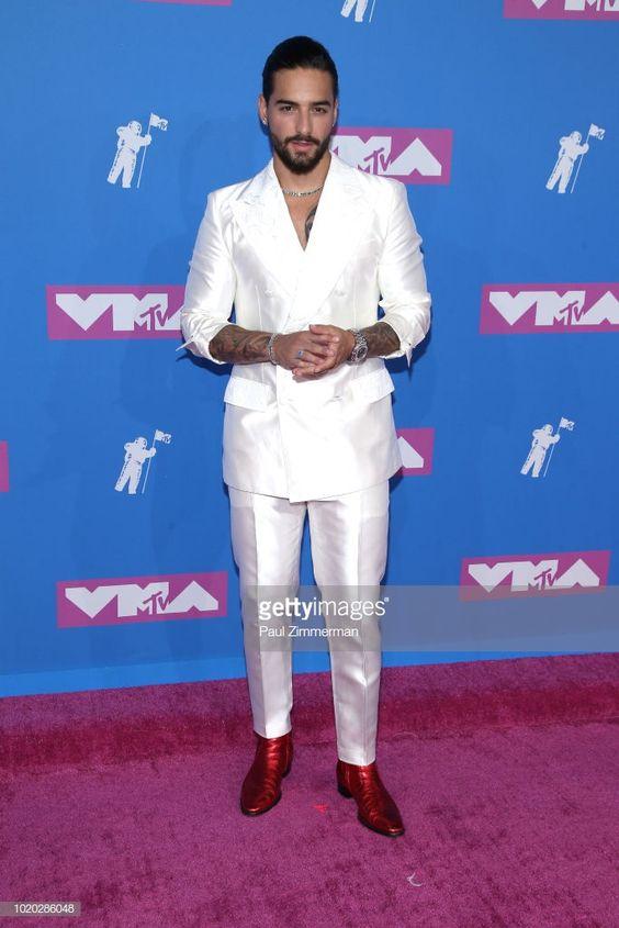 Maluma at the 2018 VMAs