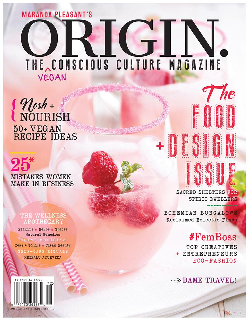 orgin magazine