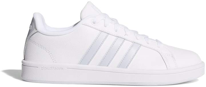 Adidas Cloudfoam Advantage Stripe Shoes