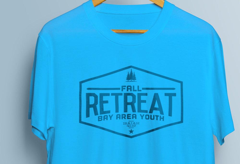 Custom youth group shirts