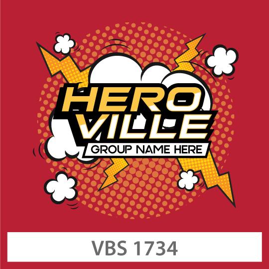 VBS 2017 Vacation Bible School T-shirts