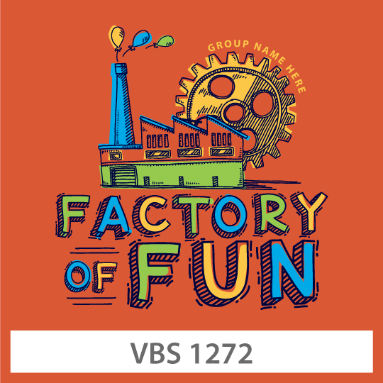 VBS 2017 Vacation Bible School T-shirts