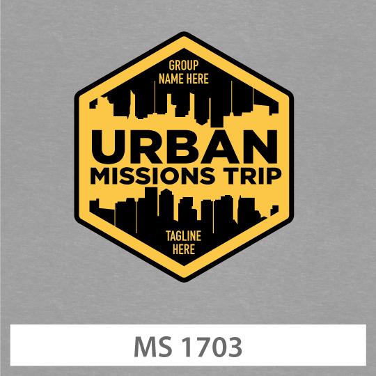 Mission trip shirts