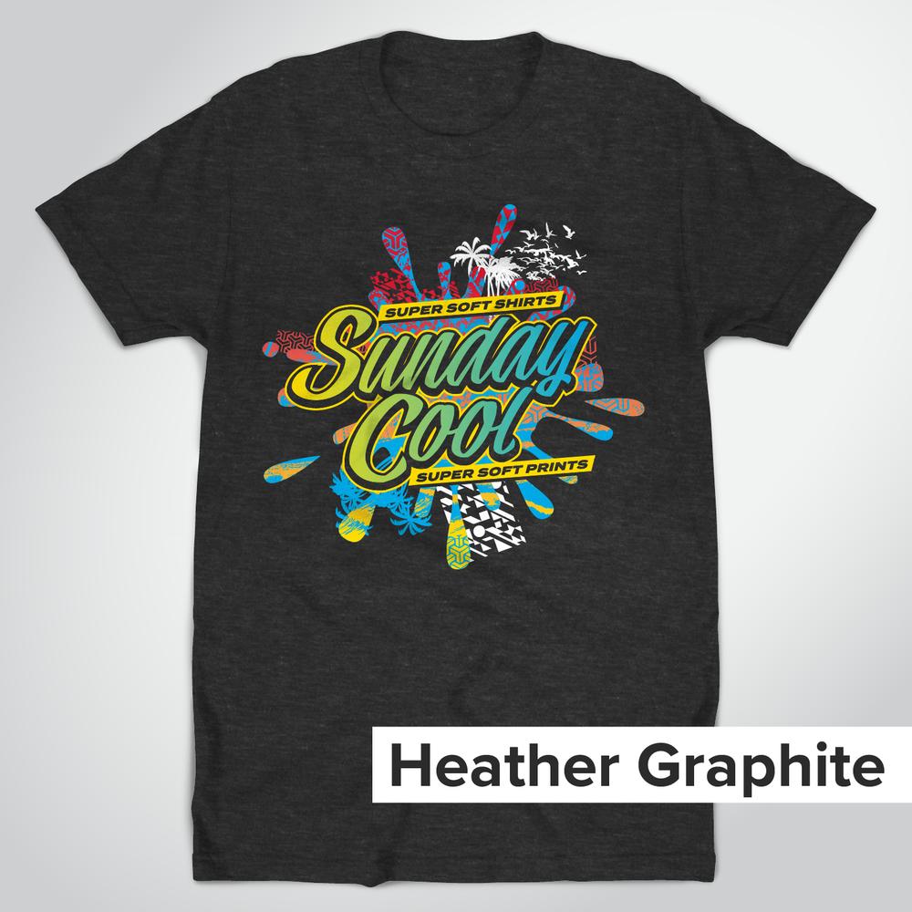 Super Soft Heather Graphite
