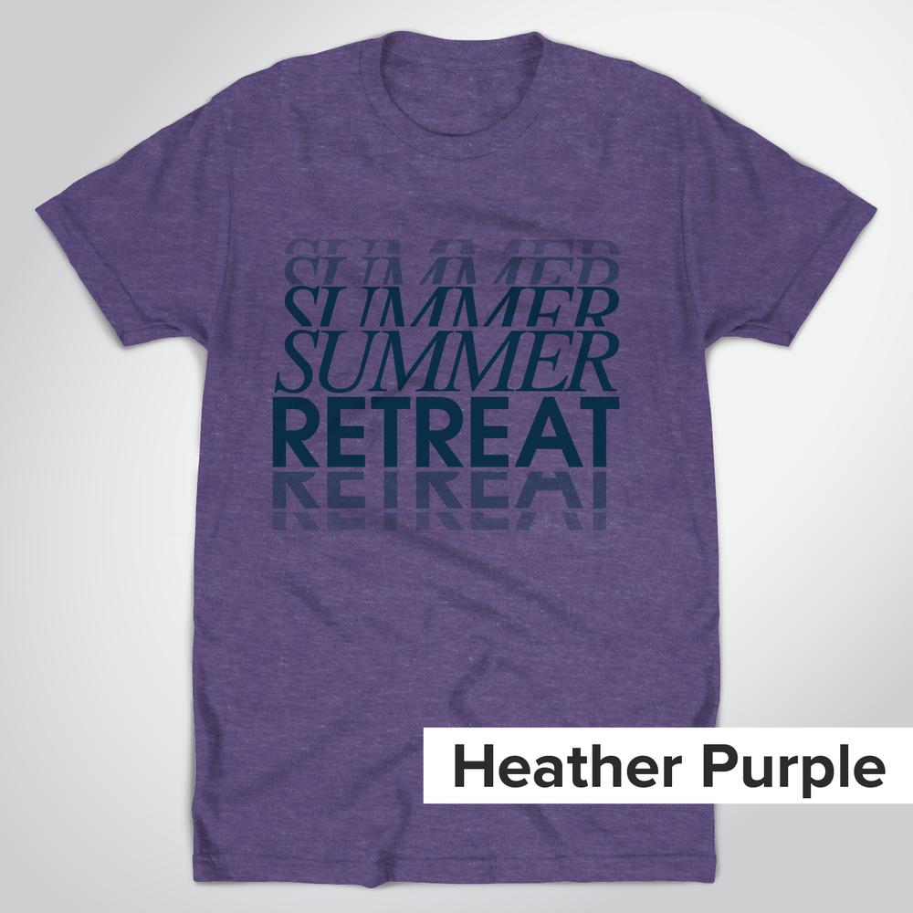Tultex 202 Heather Purple