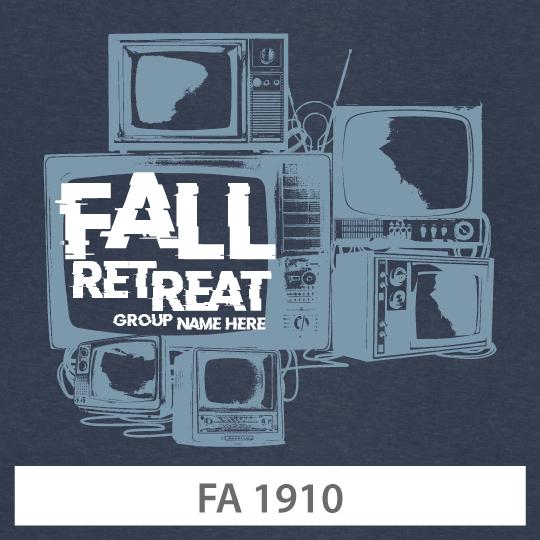 Fall Retreat Shirts