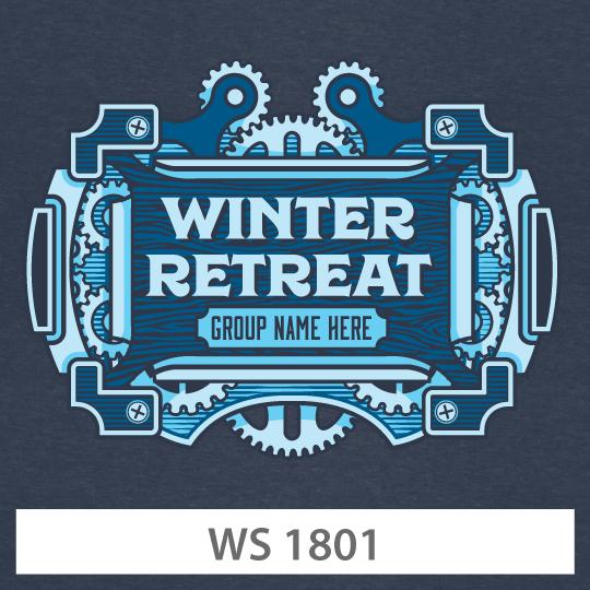 Winter Retreat Tshirt WS-1801.png