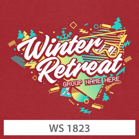 Winter Retreat Tshirt WS-1823.png