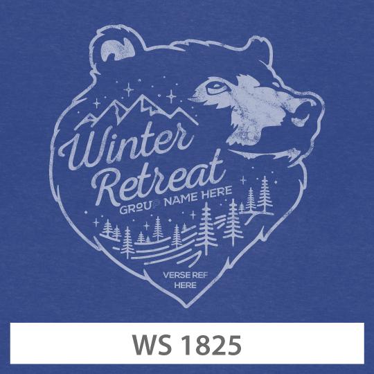 Winter Retreat Tshirt WS-1825.png