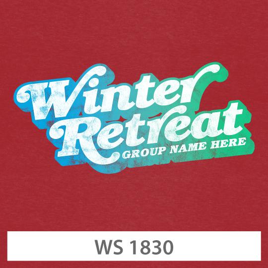 Winter Retreat Tshirt WS-1830.png