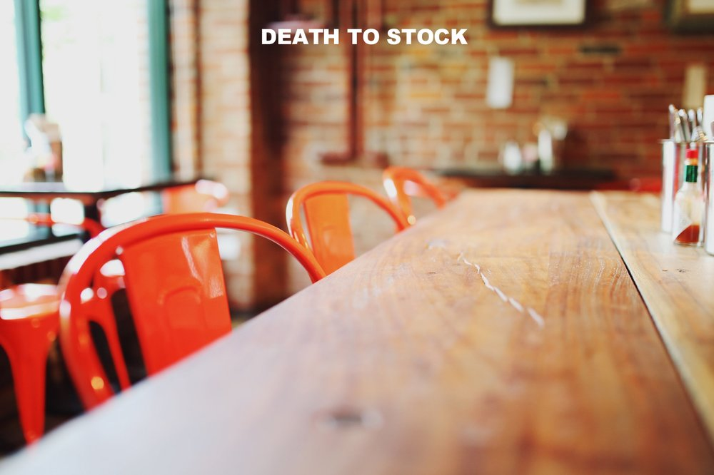 Andy's Fave :-) Death to Stock Photography