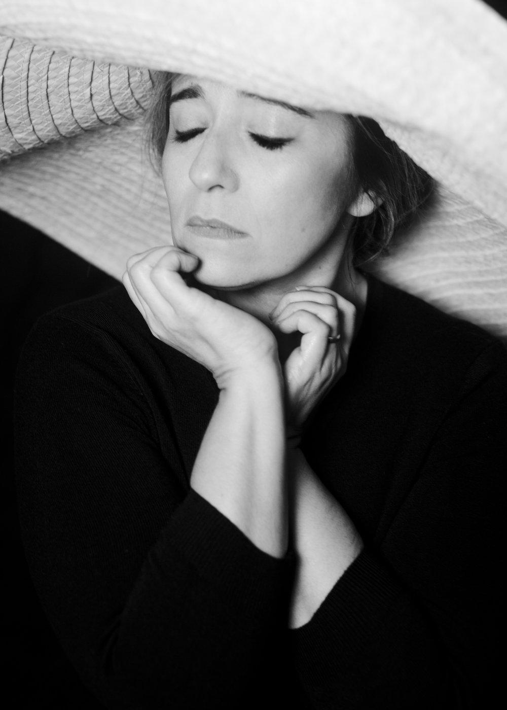 Me wishing I was Audrey Hepburn, photo Amy Gibson, Studio Corderie