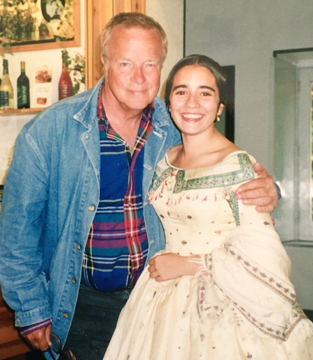 Franco Zeffirelli and I, Sicily