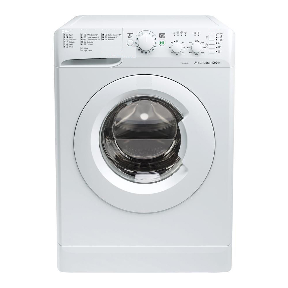 WASHING MACHINES -