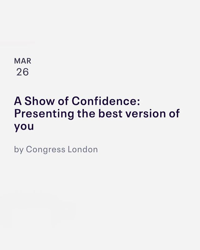 A few of you have asked how to book tickets for next weeks event- we have the last few now remaining.  The link is in our Bio and the password is congresslondon.  Once they're gone, they're gone 😌And as always, drop us DM with any questions.  #womenhelpingwomen #womenempowerment #womeninspiringwomen #personalbranding #london #events #londonevents #networking #congress #citylife #feminist #equality #womenevents #branding