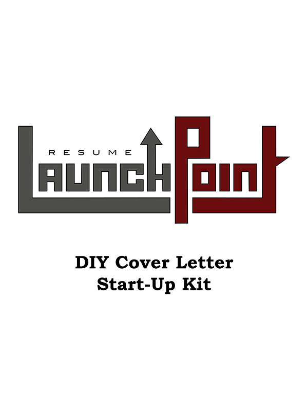 Cover Letter Start-Up Kit - $20.00
