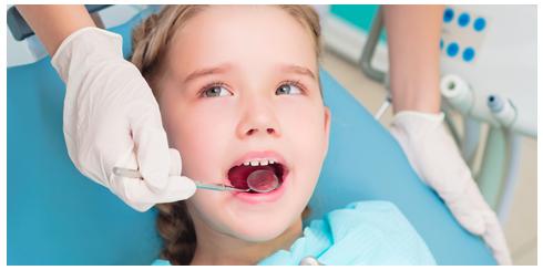 teeth filling for children