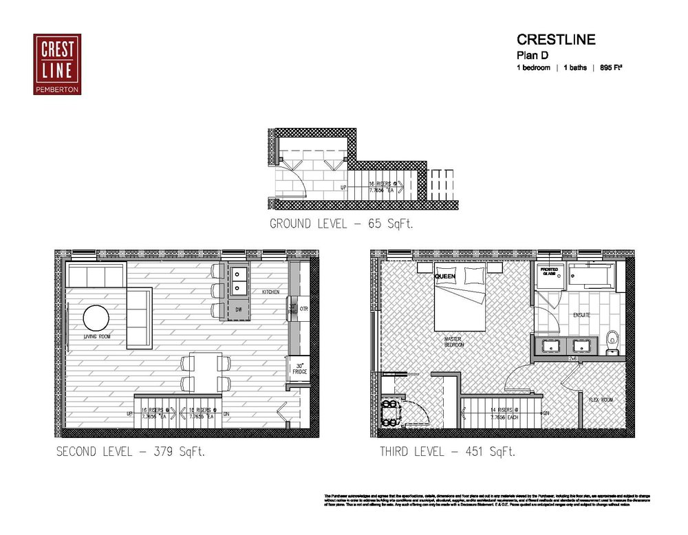 PLAN D - FROM $385,000 - $400,000