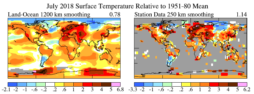 TEMP UPDATE — Climate Science, Awareness and Solutions