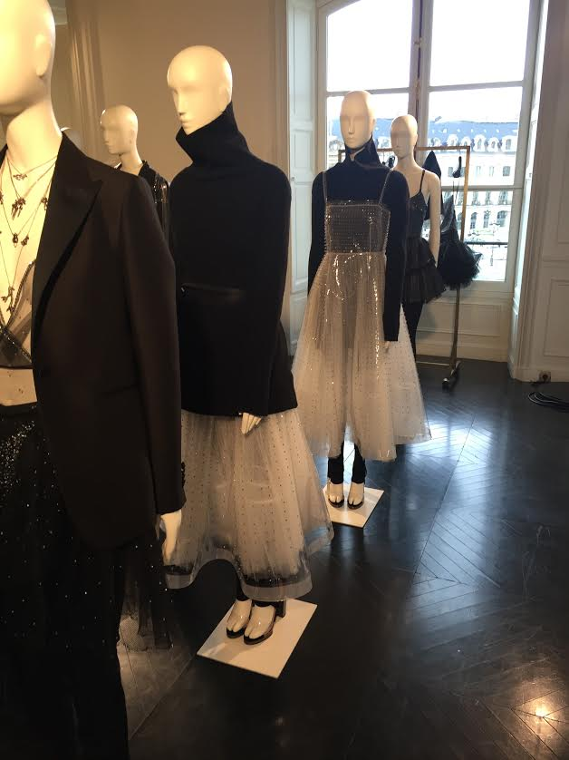 Valentino Fall 2016 Collection Preview - Transparent material.