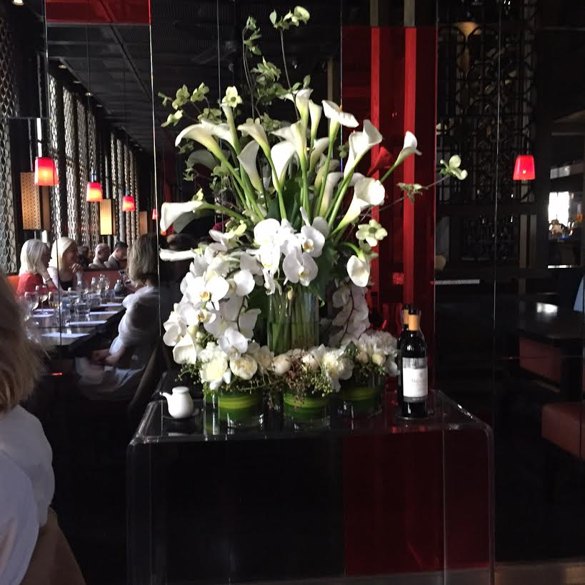 Valentino luncheon to celebrate the San Francisco Symphony Opening Night Gala