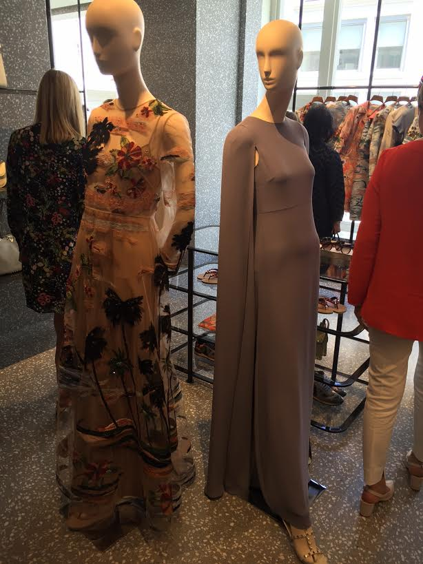 Valentino luncheon to celebrate the San Francisco Symphony Opening Night Gala - Valentino spring/summer and pre-fall collections.Valentino luncheon to celebrate the San Francisco Symphony Opening Night Gala - Valentino spring/summer and pre-fall collections.