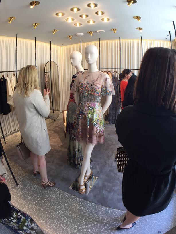 Valentino luncheon to celebrate the San Francisco Symphony Opening Night Gala - Valentino spring/summer and pre-fall collections.