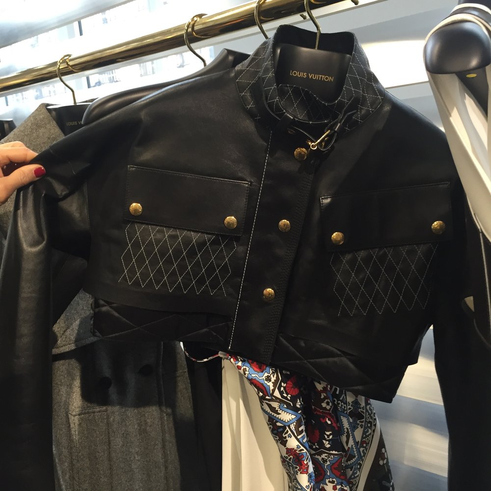 Loved this leather jacket so much I just had to order one for myself!